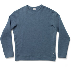 Houdini Alto Crew Sweater Men, bucket blue